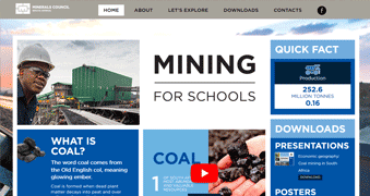Mining for Schools [icon]