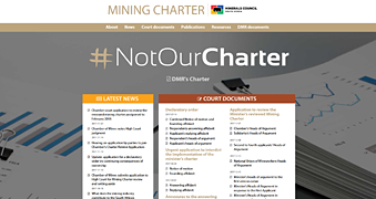 Not Our Charter [icon]
